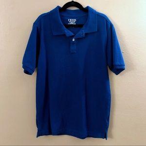 ❤️ 5 for $15! Boys XL 18-20 Izod polo shirt
